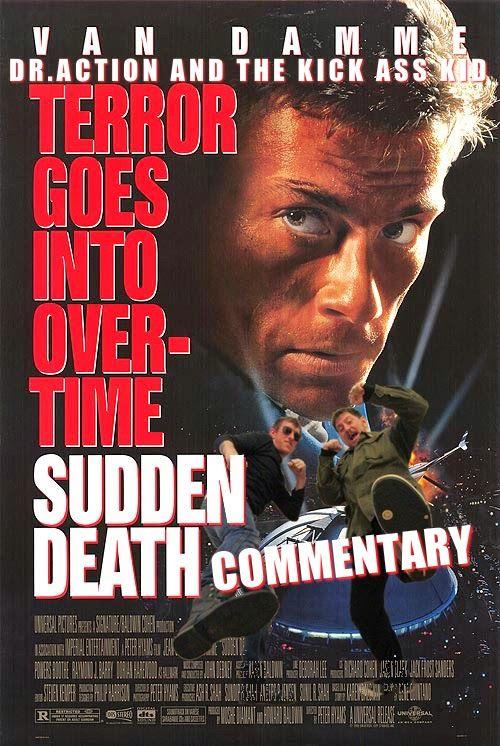 SUDDEN DEATH - 1995 - Peter Hyams E76d05d3a70d82906c562933d5569988