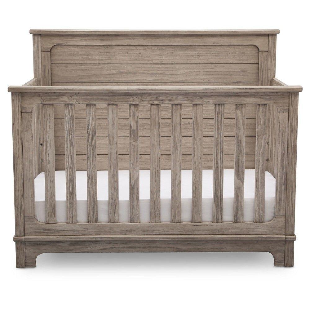 Best Simmons Kids Slumbertime Monterey 4 In 1 Convertible Crib 640 x 480
