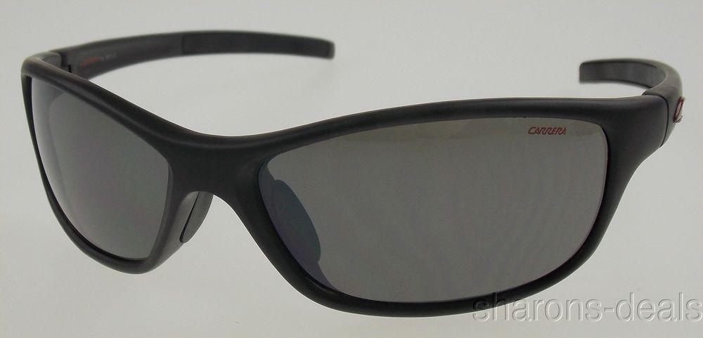 31a5d0a6cb1 Carrera Ocean Wave Black Sunglasses Safilo Eyewear Sport 61-15-125 100% UVA  UVB  Carrera  Sport