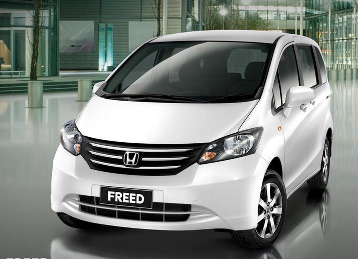 2015 Honda Freed Mobil, Honda, Mobil bekas