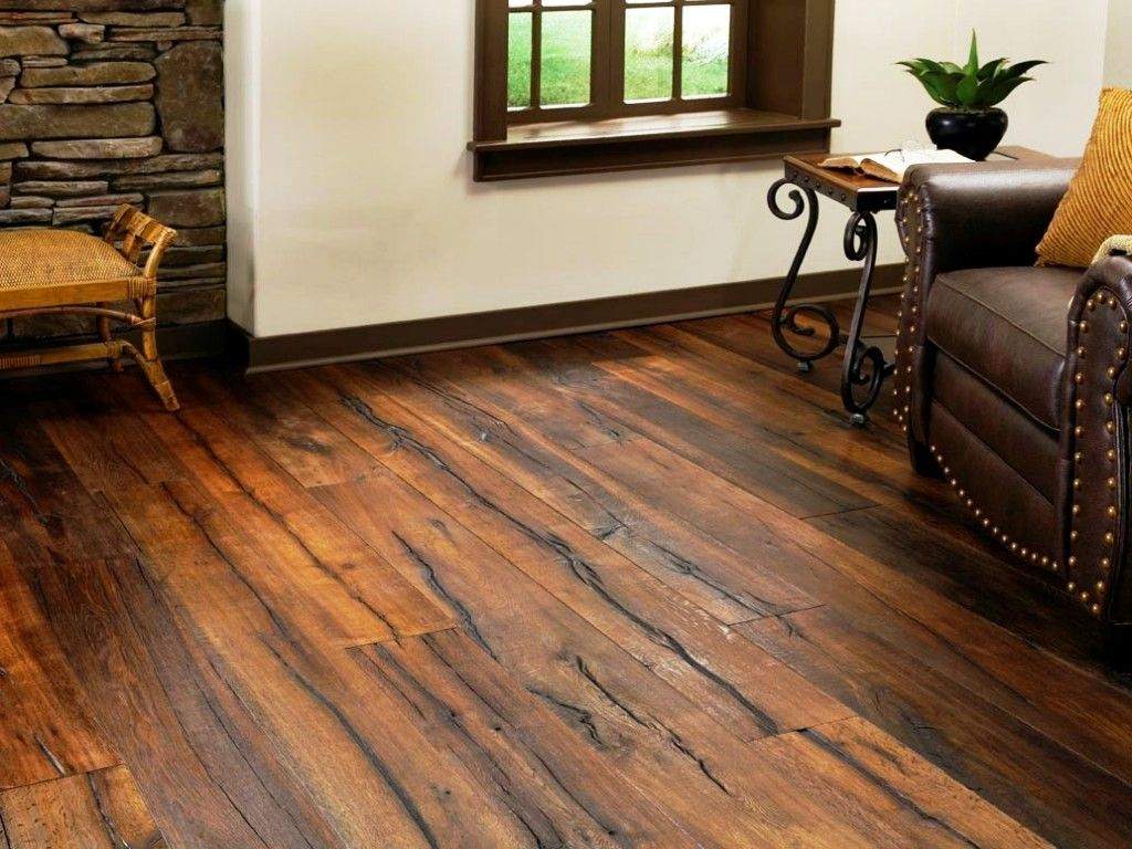 Distressed Hardwood Flooring | 21 Photos of the Distressed ...