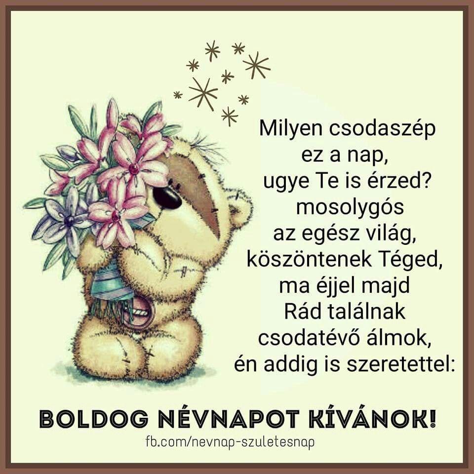 névnapi idézetek képekkel Pin by Valéria Gy on Névnap | Its my birthday, Birthday wishes