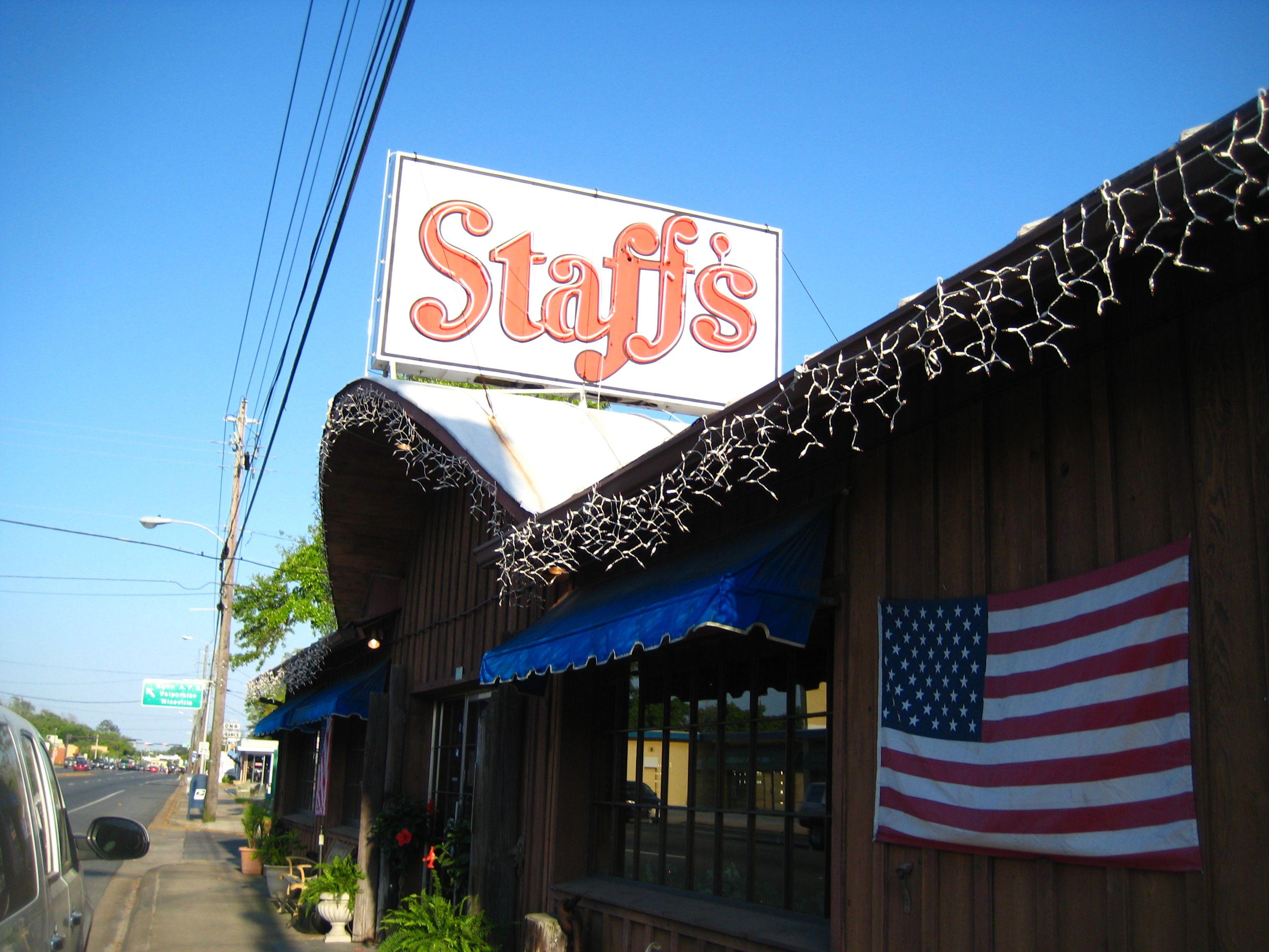 Staff S Seafood Restaurant Ft Walton Beach Florida Ol And Clic