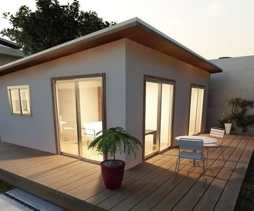 Prefabricada kit p pod 2 proyectos pinterest casas for Kit casas prefabricadas