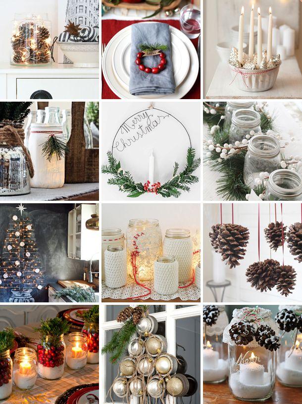 Inspiration Weihnachtsdekoration                              …