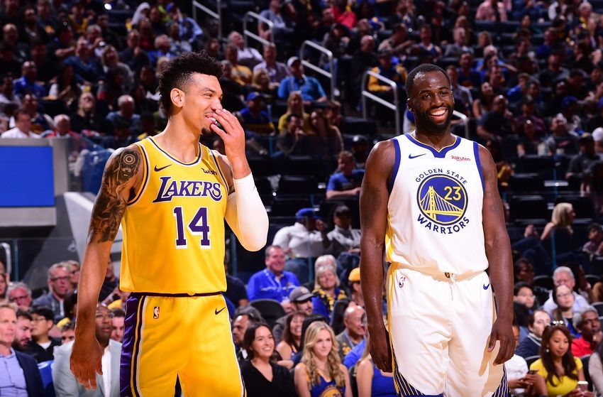 Los Angeles Lakers Vs Golden State Warriors Preseason Game 4 Preview Tv Info Lakers Vs Golden State Warriors Warrior