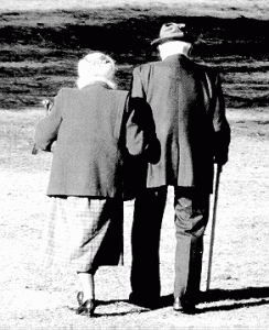 The Most Wonderful Of All Things In Life Vows Of The Heart Old Couple In Love Couples Walking Elderly Couples