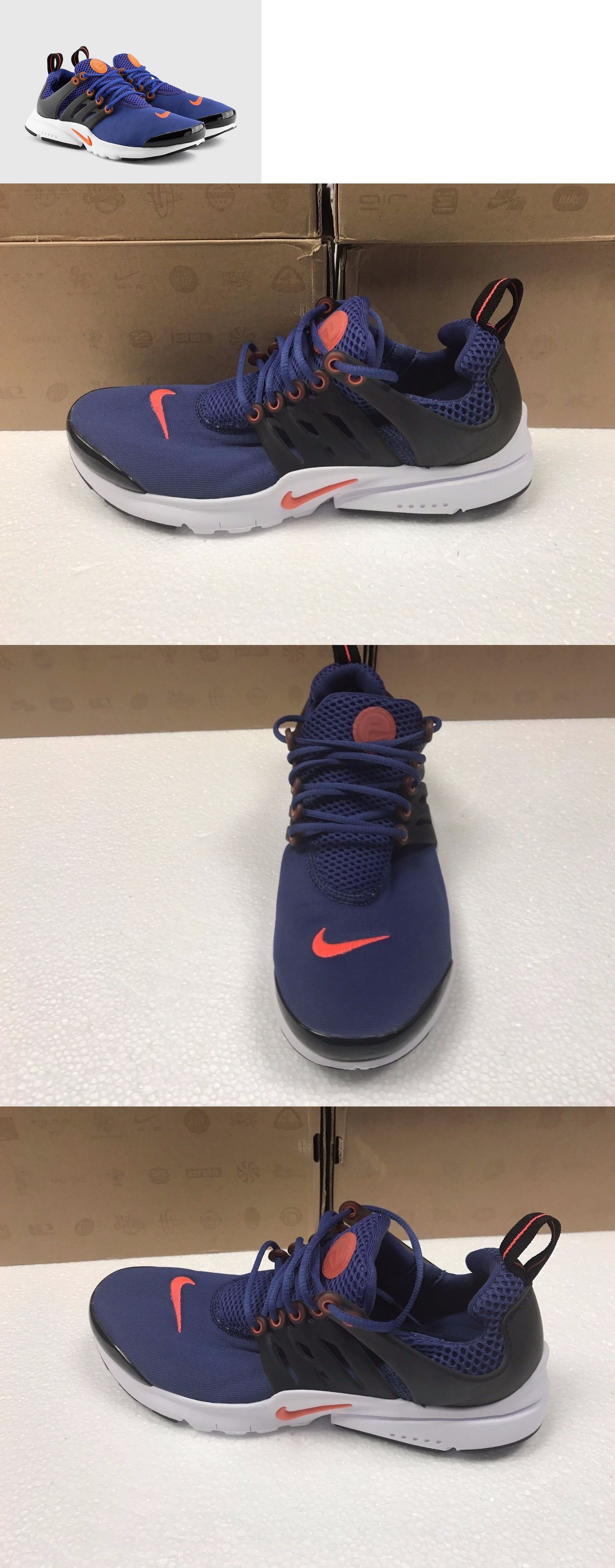 82adcf240bd5 Boys Shoes 57929  New Boys Nike Presto (Gs) Kids Sneakers 833875 500-Size 4  -  BUY IT NOW ONLY   54.49 on eBay!