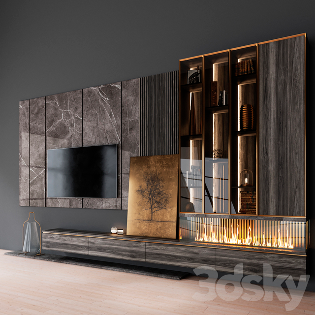 3d models tv wall tvzone 39 in 2020 luxury living on incredible tv wall design ideas for living room decor layouts of tv models id=19856