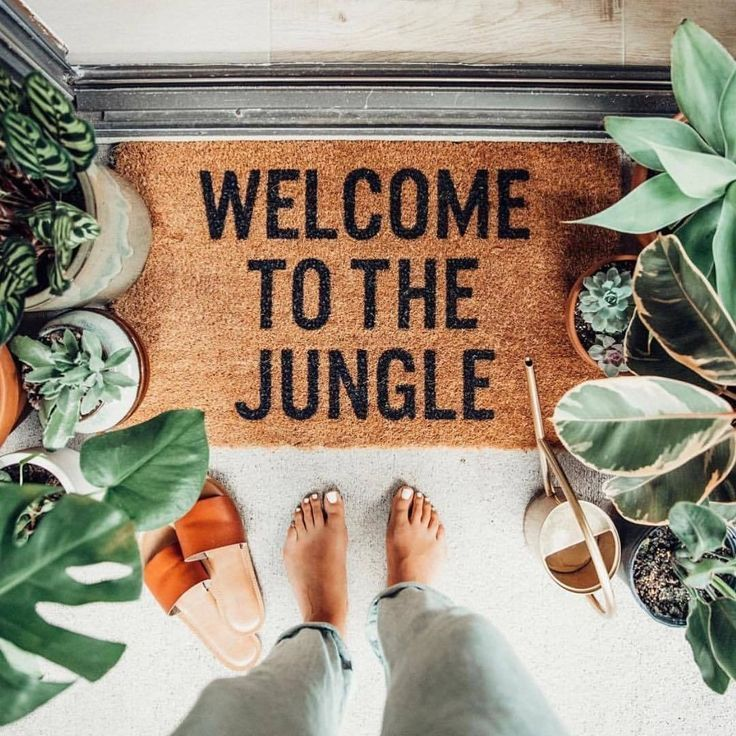 Welcome To The Jungle Image By Cloakenhagen