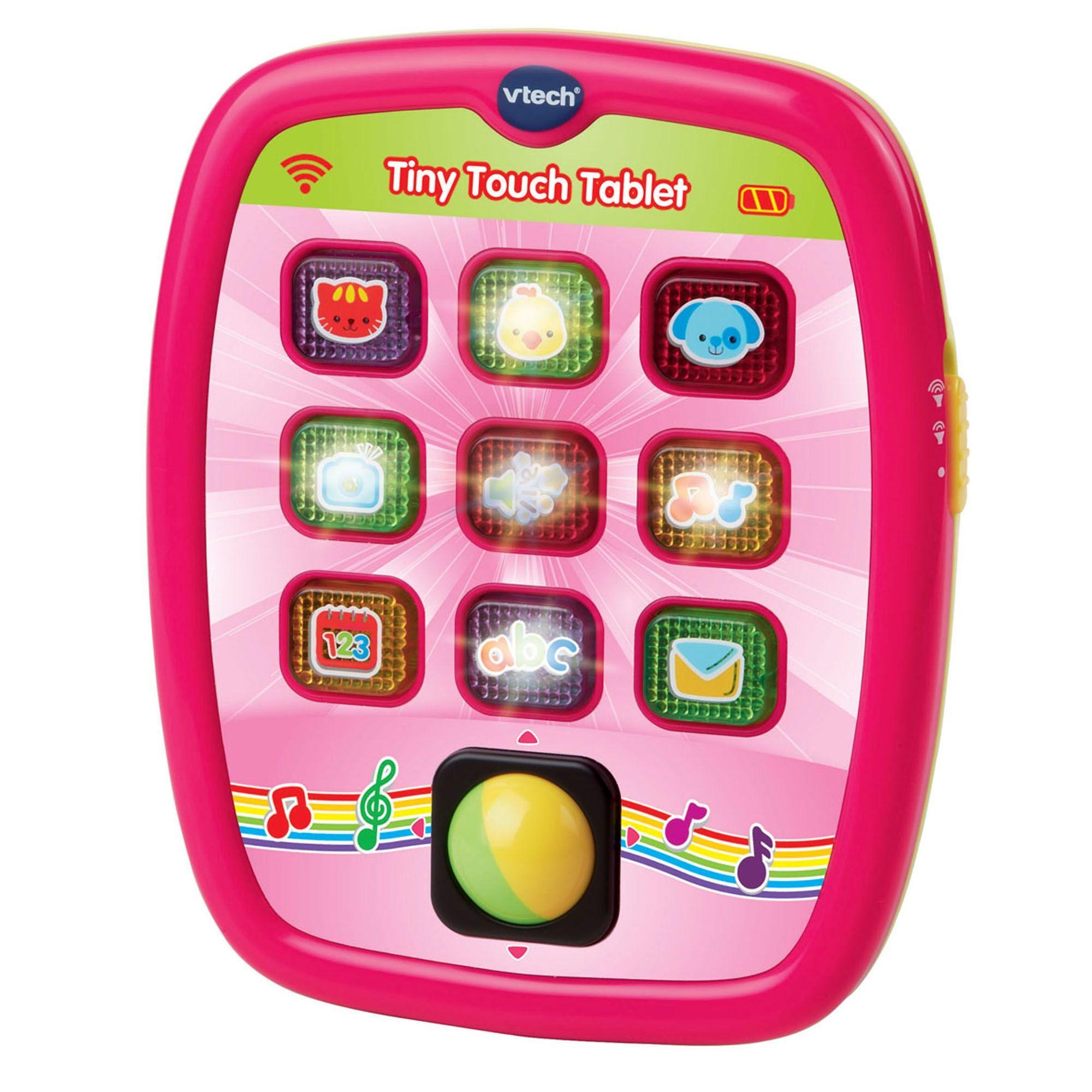 Resultado De Imágenes De Google Para Https Www Hamleys Com Images Lib Vtech Pink Tiny Touch Tablet 8829 0 Jpg Touch Tablet Vtech Baby Learning Tablet