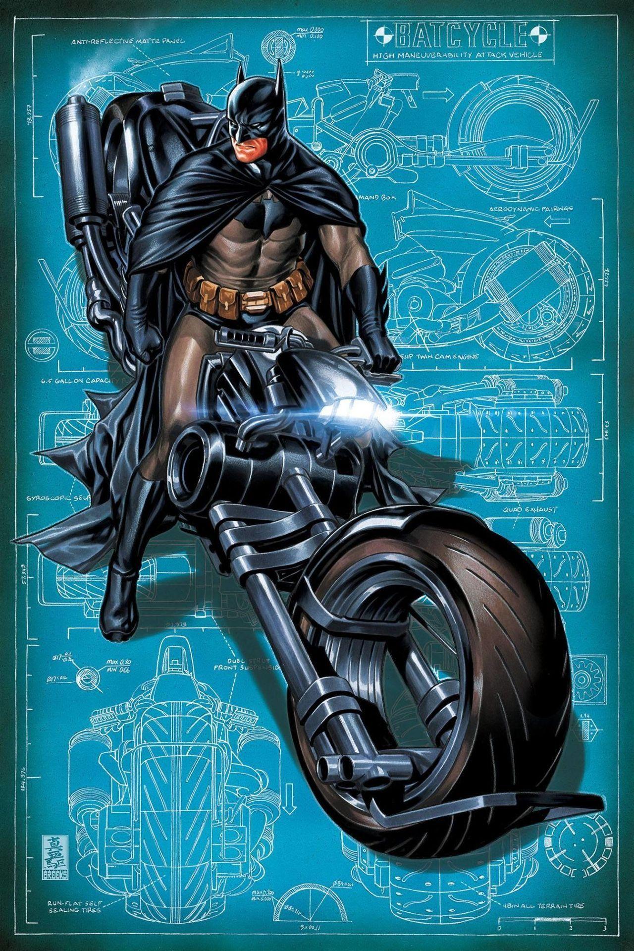 Detective Comics 993 Batman By Mark Brooks Batman Artwork