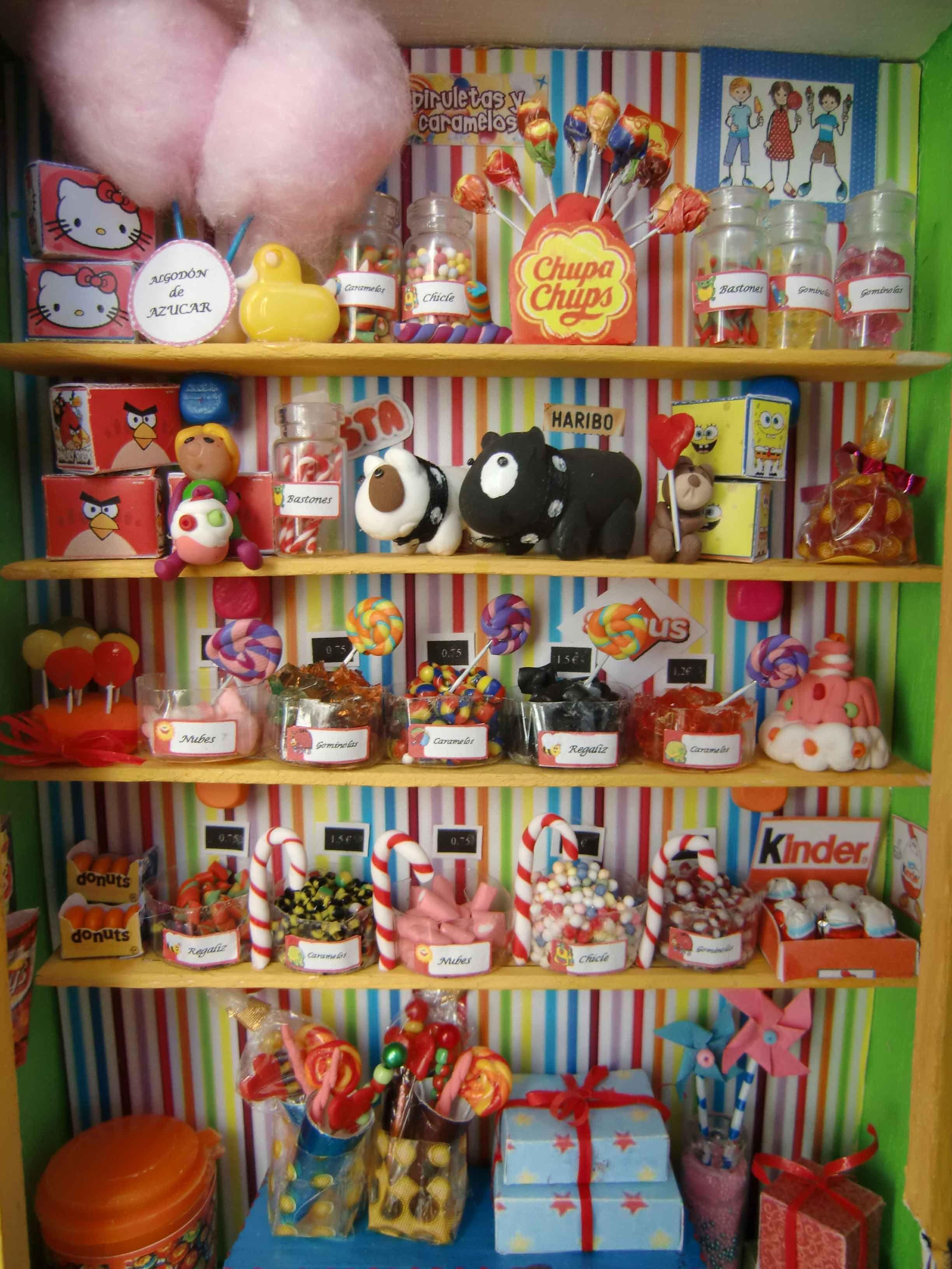 mini-tienda de chuches