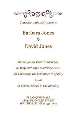 Indian wedding invitation wordings wedding invites pinterest indian wedding invitation wordings stopboris Choice Image