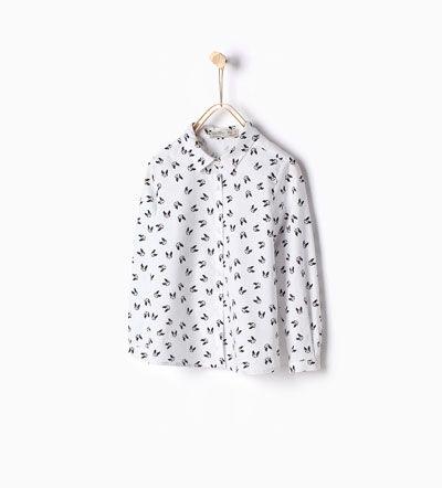 ZARA - KIDS - Dogs shirt