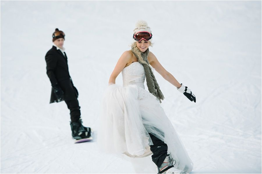 Snow Wedding Google Search