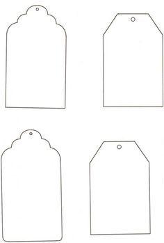 vorlagen f r tags anh nger papier pinterest tags anh nger und vorlagen. Black Bedroom Furniture Sets. Home Design Ideas
