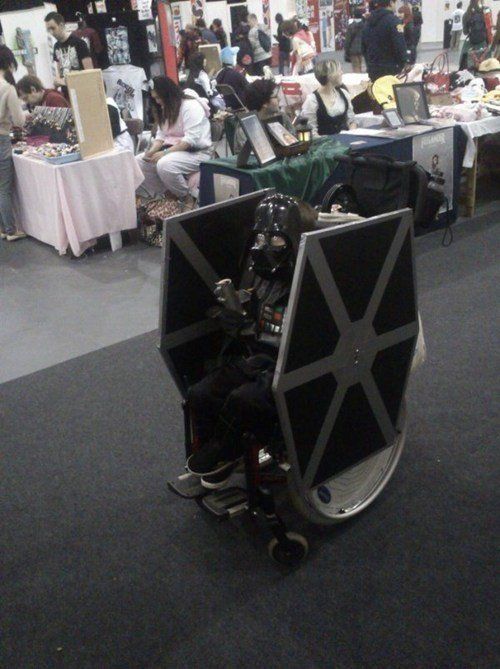 Epic Wheelchair | Dont Stop Smiling