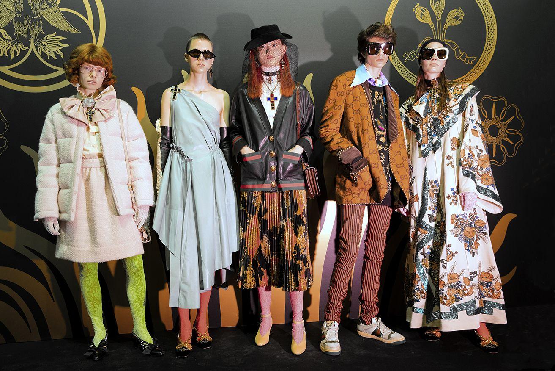 54f73196e9 Rave in a Cemetery | Fashion: 2019s | Fashion, Gucci fashion, Gucci