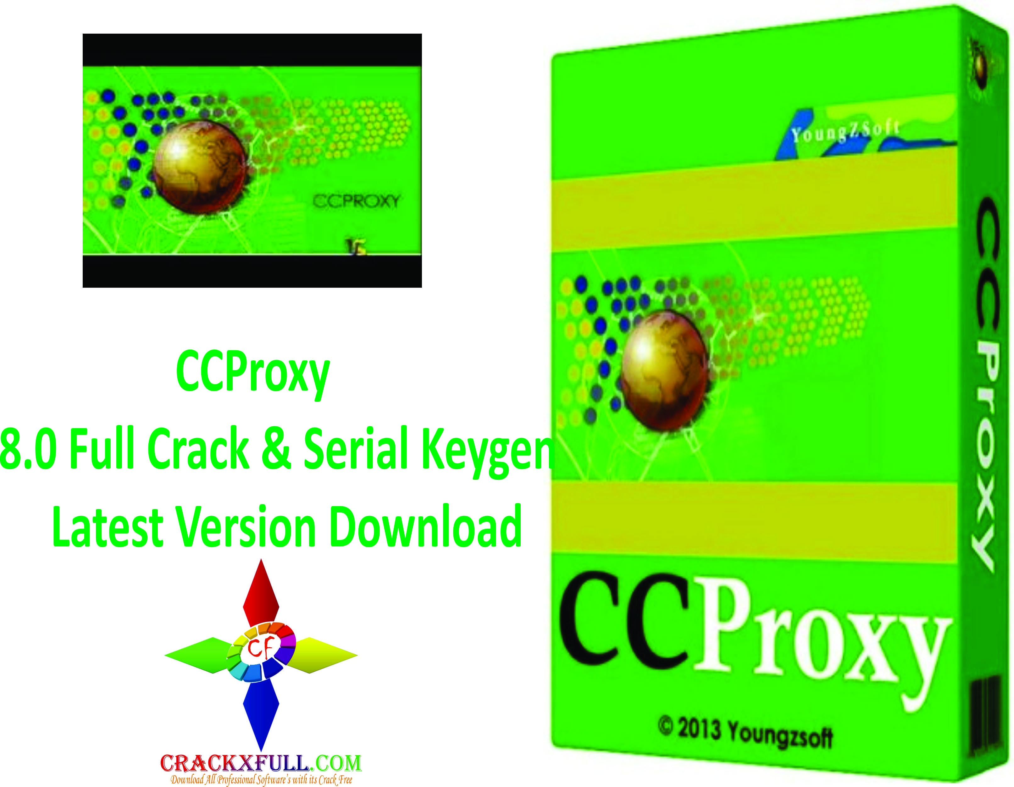 download ccproxy 8.0