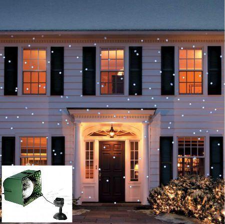 Http Www Alltoping Snowflake Flurries Light Projector