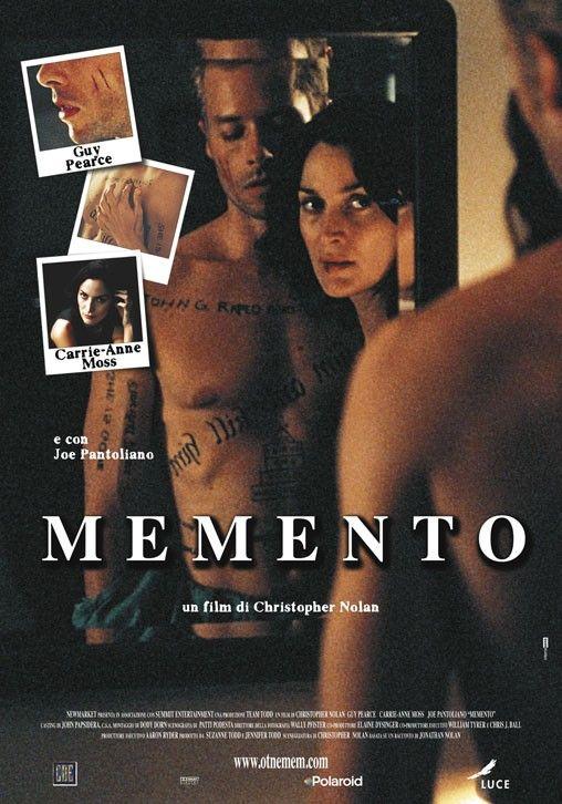 Te acuerdas de m memento movies pinterest cine for Ver memento online