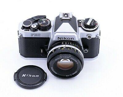 CAMERA DEALS: NIKON FE2 35mm FILM SLR CAMERA BODY WITH 50mm F/1.8 LENS
