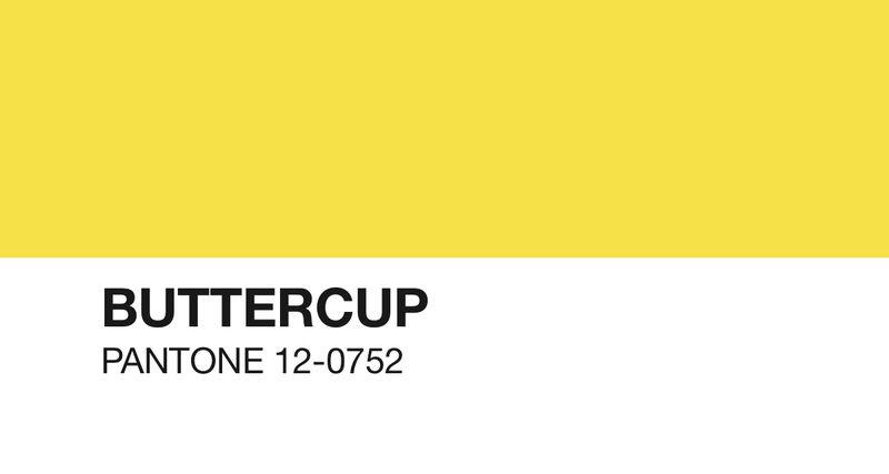 pantone buttercup 12 0752 ist eine der trendfarben im fr hjahr 201 pinterest wandfarbe. Black Bedroom Furniture Sets. Home Design Ideas