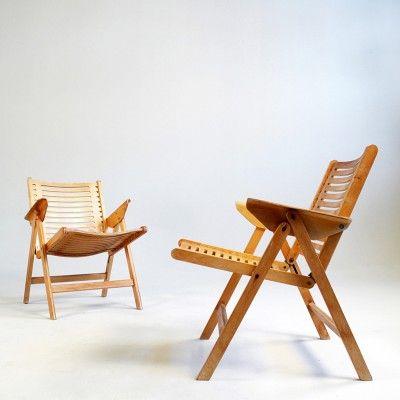 Terrific Rex Lounge Chair By Niko Kralj For Unknown Manufacturer Theyellowbook Wood Chair Design Ideas Theyellowbookinfo