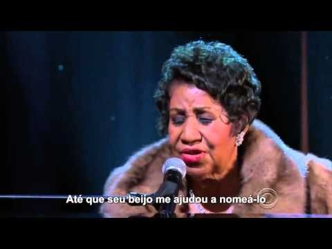 Aretha Franklin You Make Me Feel Like A Natural Woman Live Hd
