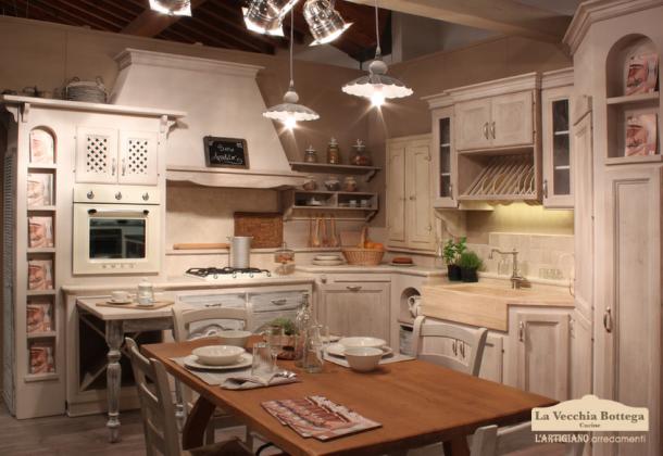 Cucine in muratura country e vintage: ti presentiamo l ...