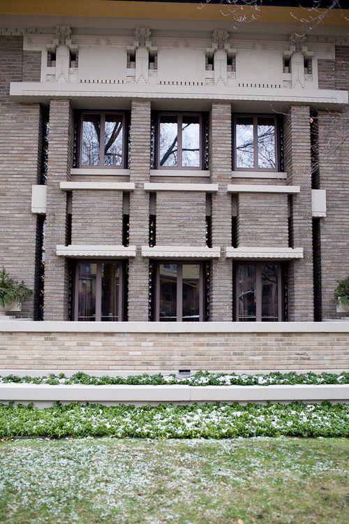 Frederick C Bogk House 2420 N Lake Dr Milwaukee Wisconsin 1916 Prairie Frank Lloyd Wright Art Frank Lloyd Wright Homes Frank Lloyd Wright Buildings