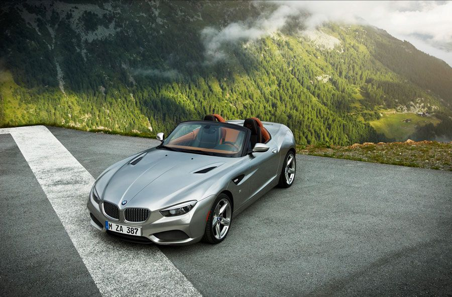 2012 BMW Zagato Roadster: 0 to 60 mph in 4.8 seconds. Top speed at ...