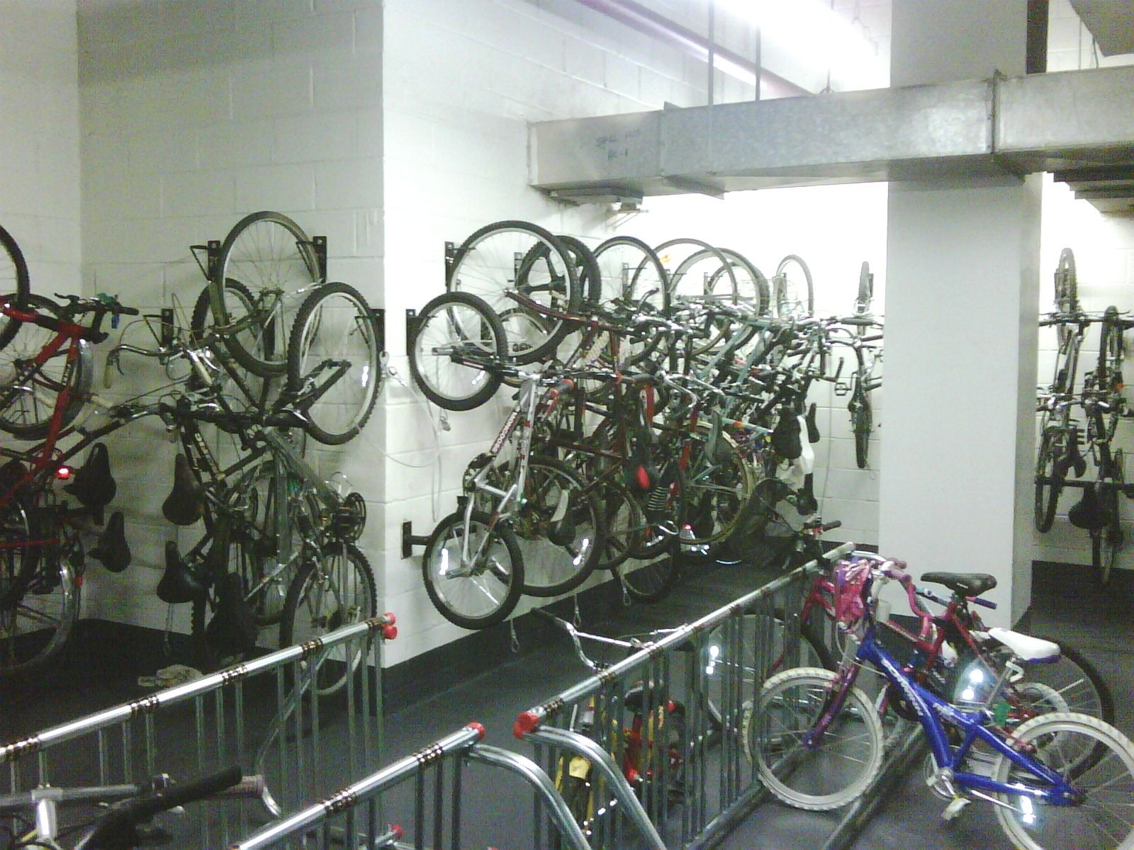 Wall Mount Bike Racks Wall Mount Bike Racks Are The Most Space