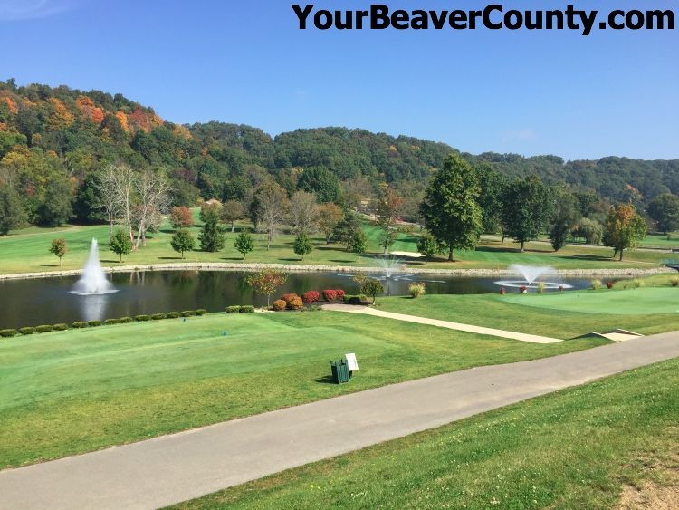 The Club At Shadow Lakes Course Review Your Beaver County Lake Beaver County Shadow
