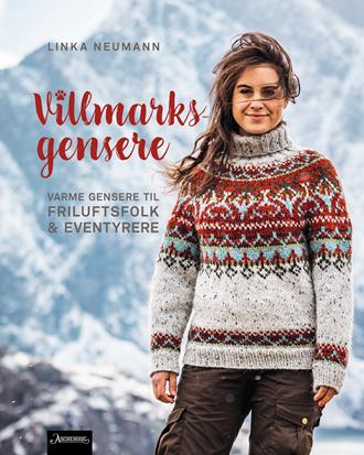 Photo of Villmarksgensere – Linka Caroline Neumann – Norwegian Spirit strikk&garn – fint …