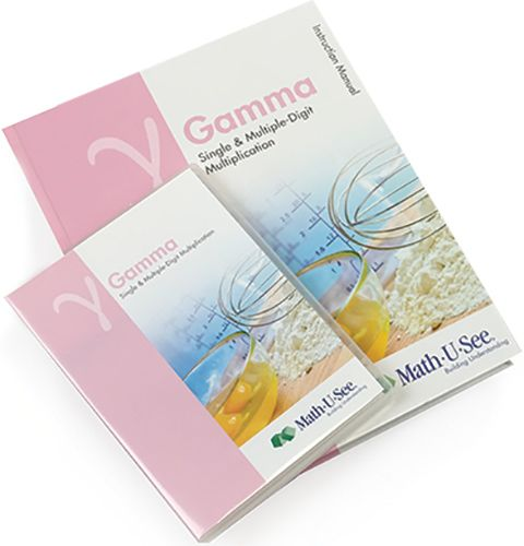 Math U See Gamma Instruction Manual Dvd In 2021 Math U See Sonlight Curriculum Math