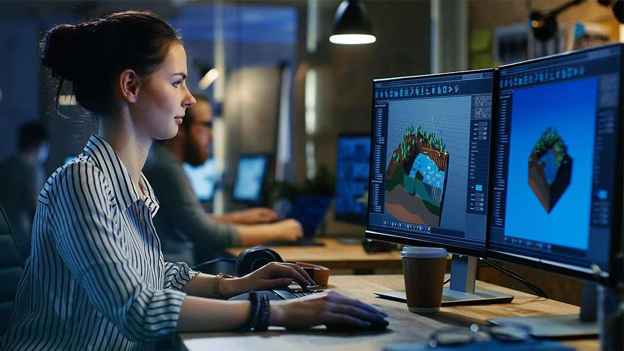 However Though The Advantages To Making 3d Designs Are Clear There Are Also Additional Challenges T Video Game Tester Jobs Video Game Tester Game Tester Jobs