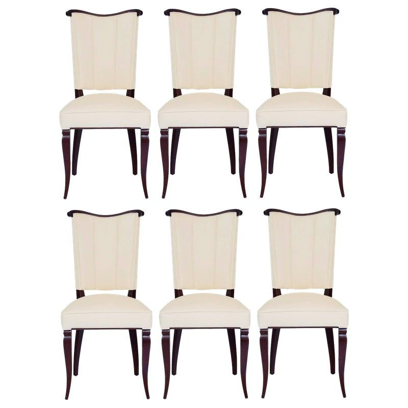 Dining Room Side Chairs by Paolo Buffa - Set of Six(6) images