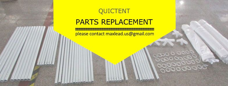 Parts Replacement Service Offers After The Hurricane Your Qucitent Tents May Be Destroyed By The Trouble Maker To H Party Tent Party Tents For Sale Tent Sale