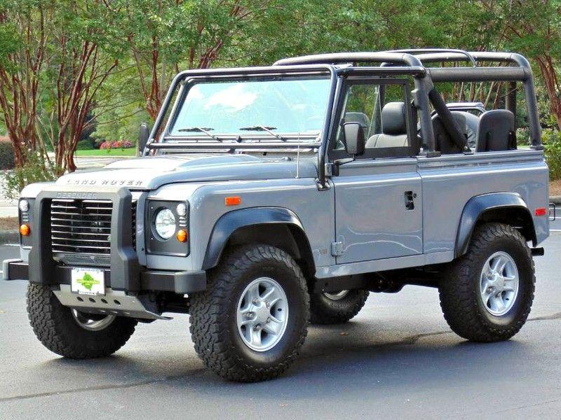 1994 Land Rover Defender 90 Soft Top In Birmingham Alabama Land Rover Land Rover Defender Vintage Jeep