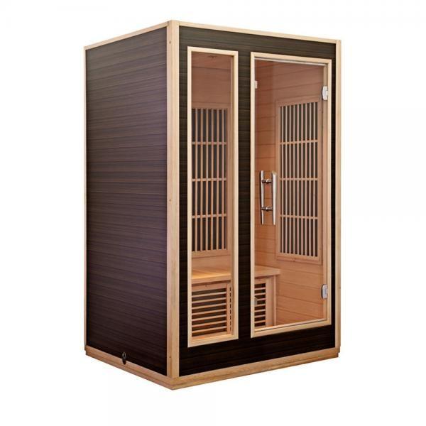 Saune Cabine sauna uscata Cabina sauna cu infrarosu Radiant