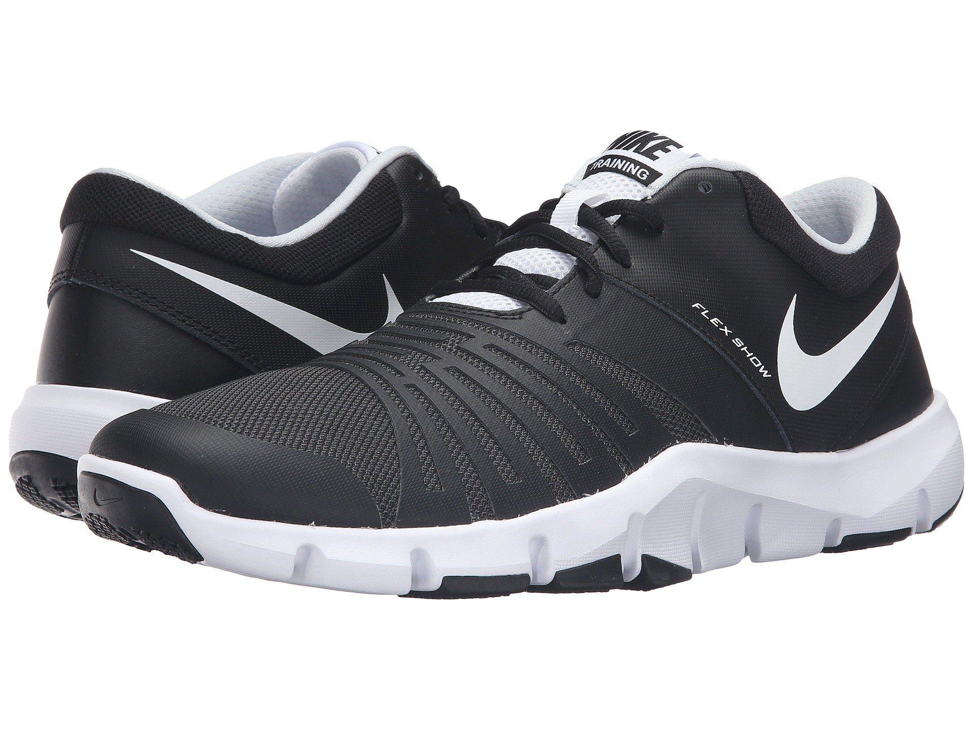 Nike Flex Show Tr 5 In Black/white