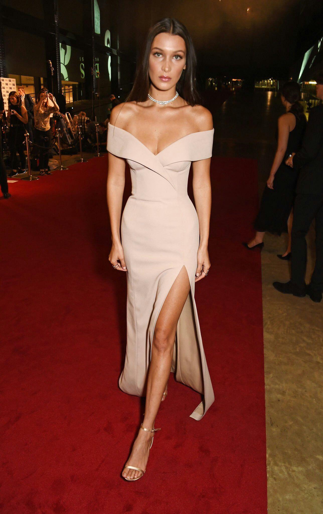 Bella Hadid | @nickibryson | Formal dresses | Bella hadid