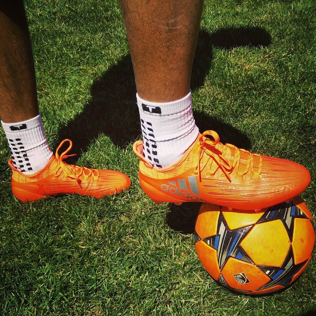 d10f7ee2f66b An on-feet look at the Adidas X 16.1. This colorway is set to release in  July 2016. Please excuse my ashy legs all these new boots have me broke  can t even ...