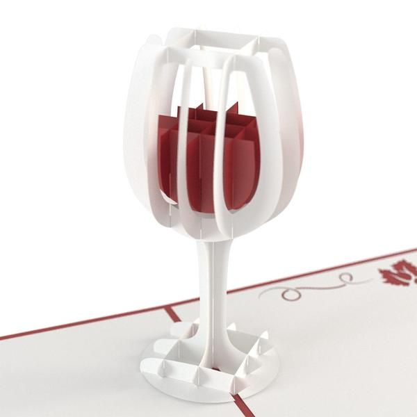 Wine Glass Wine Glass And Gift