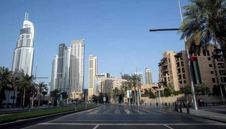شرطة دبي تضع حد ا لمخالفين الحظر New York Skyline San Francisco Skyline Skyline