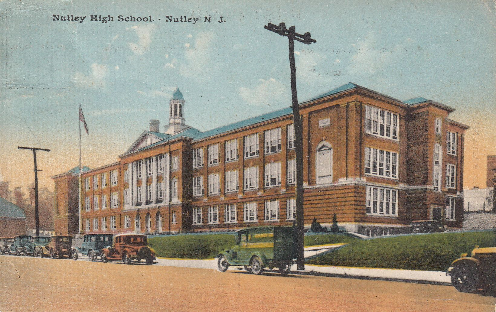 Nutley High School Real Estate Nj Real Estate School Nutley