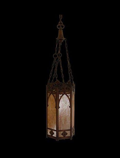 Vintage Gothic Church Pendant Light Fixtures Pendant Light