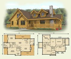 ideas about Log Cabin Kits on Pinterest Small log cabin